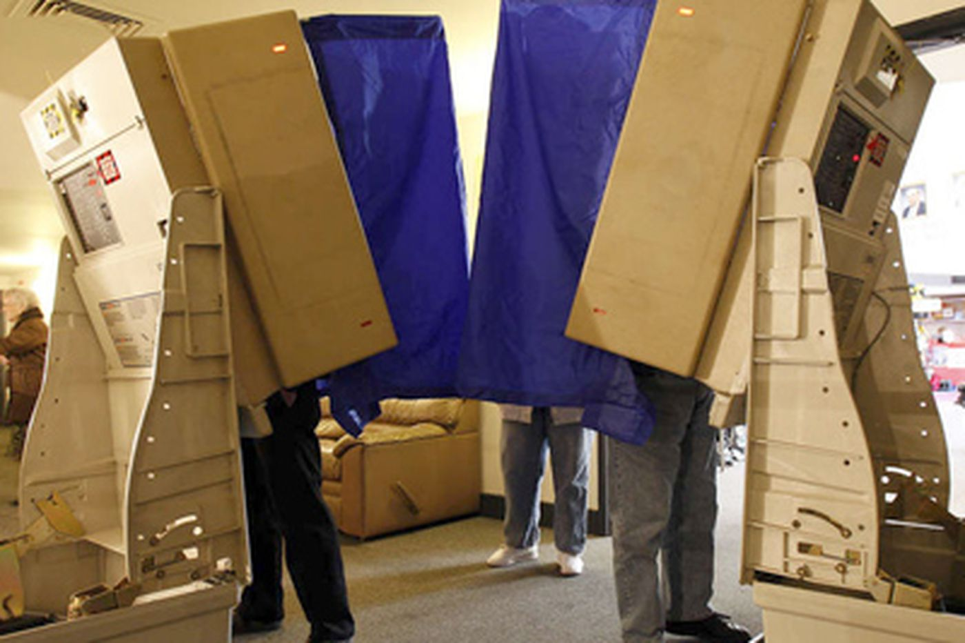 DN Editorial: Voter-ID bill paints ugly picture of democracy