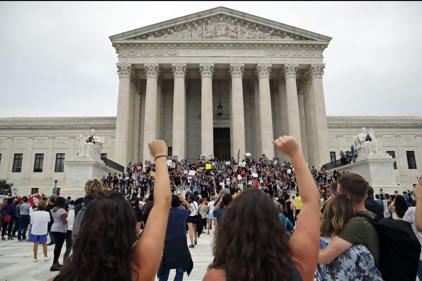 Kavanaugh fight revealed how badly U.S. democracy is broken. Here's how to fix it | Will Bunch