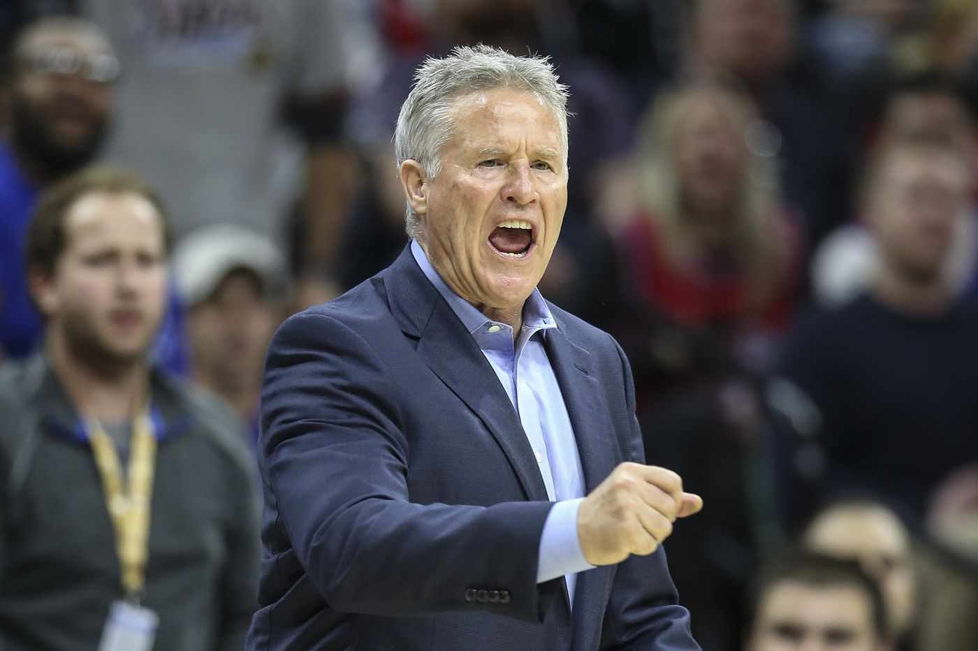 The Sixers lead the NBA in unique, and that's a big challenge for Brett Brown | Bob Ford
