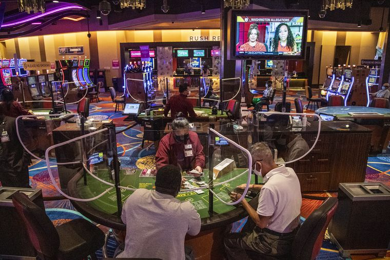 Workers at Rivers Casino Philadelphia complain of coronavirus secrecy and  lax safety