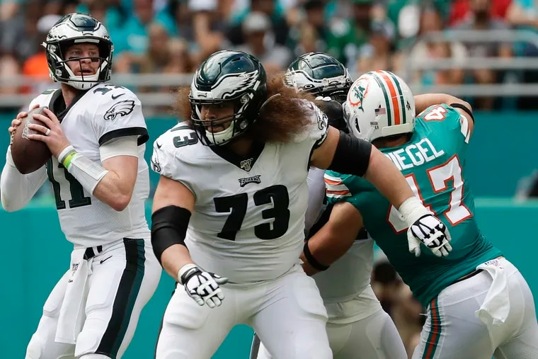 It was a little hairy last week, but Vegas Vic thinks Carson Wentz and the Eagles will have enough to beat Washington and cover the spread.