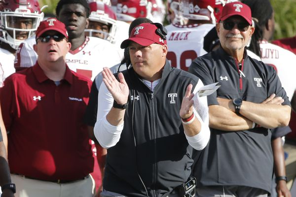 Temple football coaching update: No favorite has emerged yet