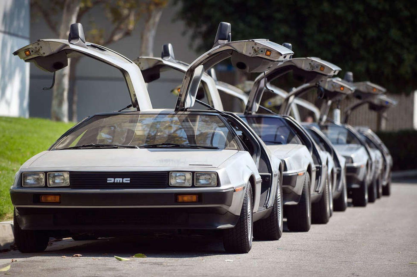 Behind DeLorean's infamy
