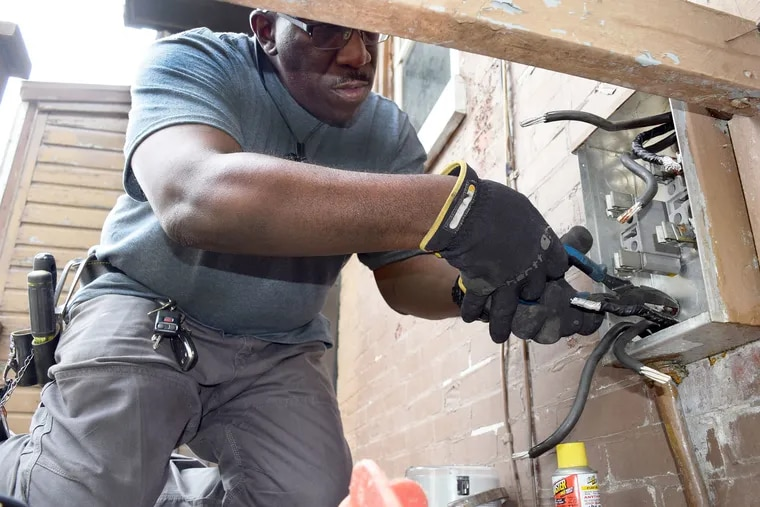 The Philadelphia Housing Development Corporation's Basic Systems Repair Program offers free essential house repairs for low-income homeowners, including fixing faulty electrical wiring.