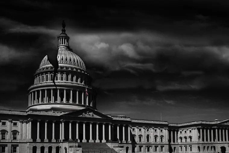 Congress – egged on by the polar extremes — is out of step with the rest of us.