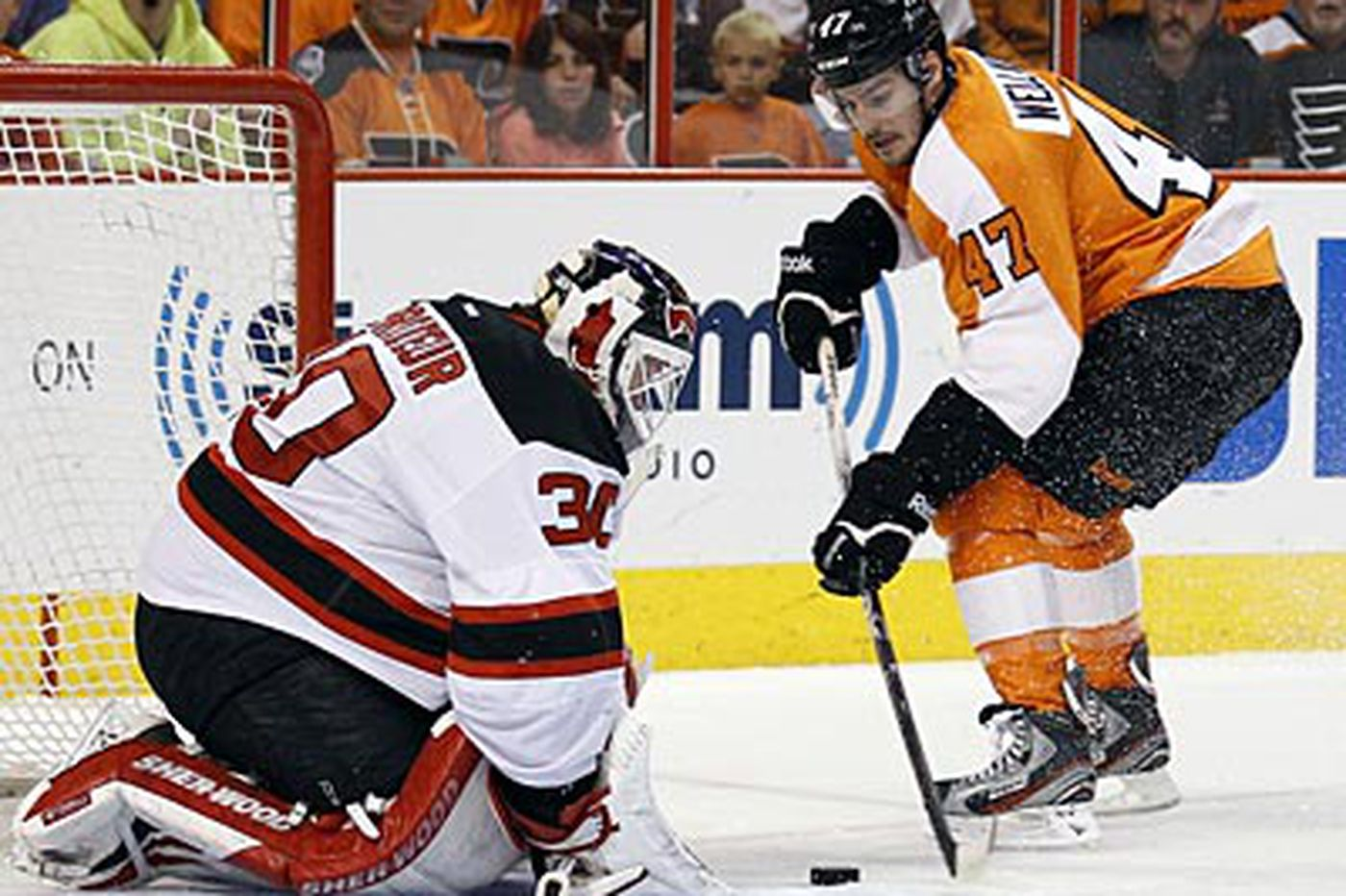 Inside the Flyers: Flyers seem to play better as underdogs