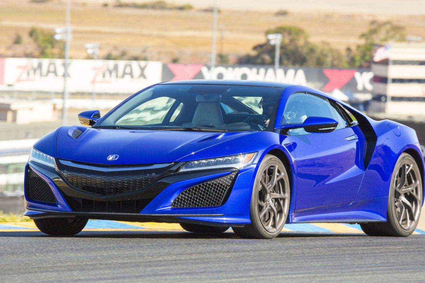 Driver's Seat: Coming soon, a new Acura supercar