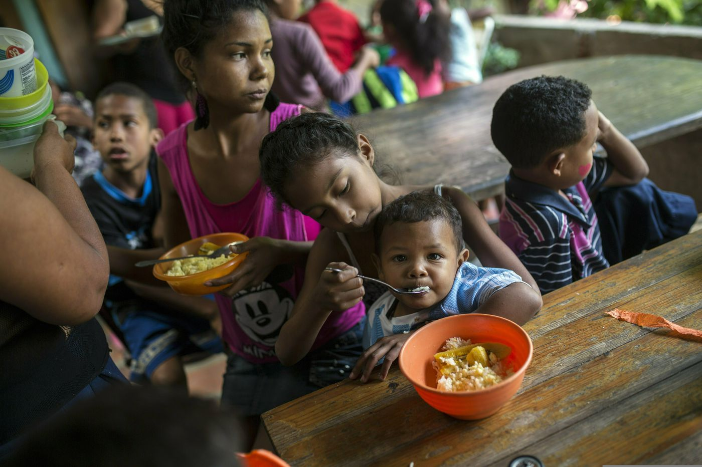 Venezuelans find ways to cope with inflation and hunger
