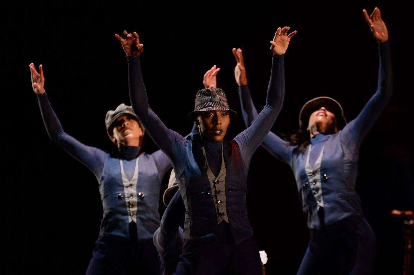 Philadanco's 'H-I-S-T-O-R-Y' a delightful celebration of achievement in African American dance