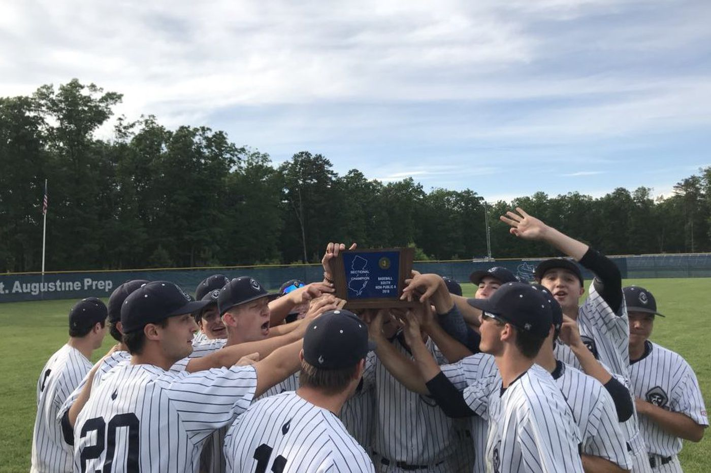 Tuesday's S.J. roundup: St. Augustine wins sectional title behind homers from Nick Lonetto and Kenny Levari