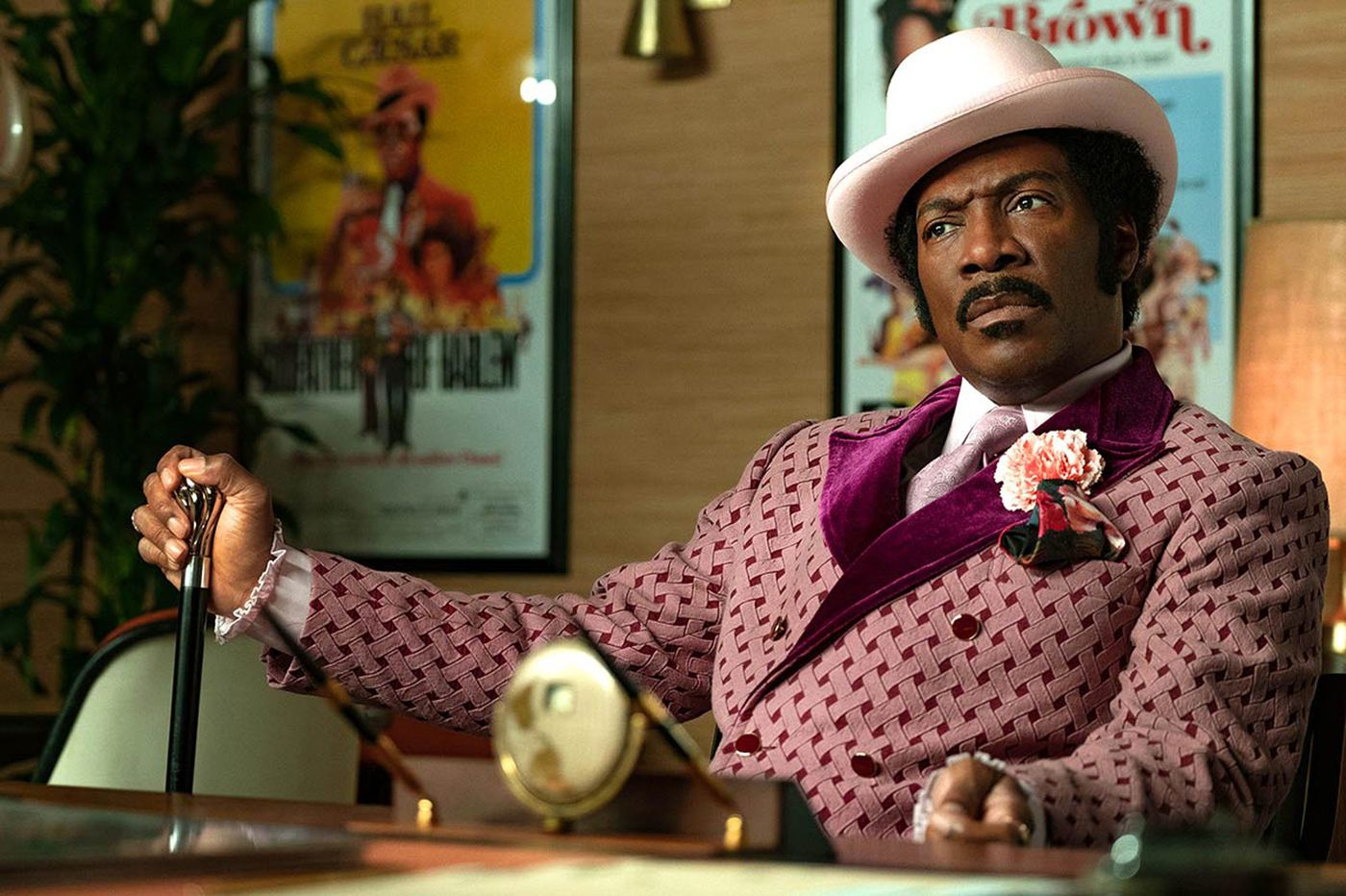 Eddie Murphy returns in 'Dolemite is My Name' | Movie review