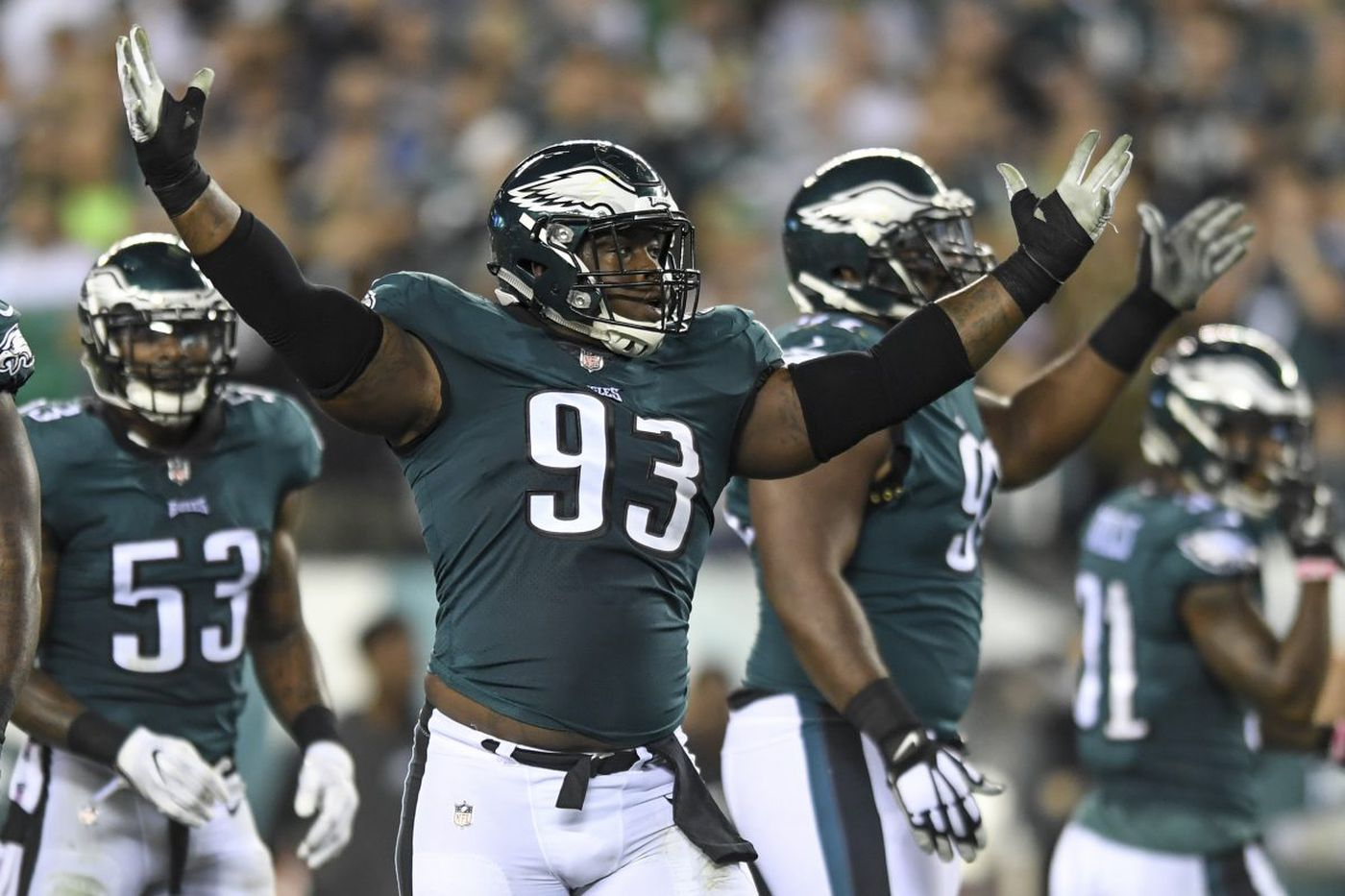 Jernigan finds a home with the Eagles