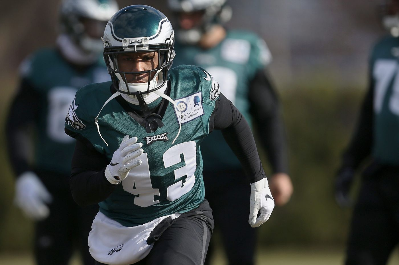 Eagles' Darren Sproles says he is no longer hamstrung, and will play Monday night against Washington