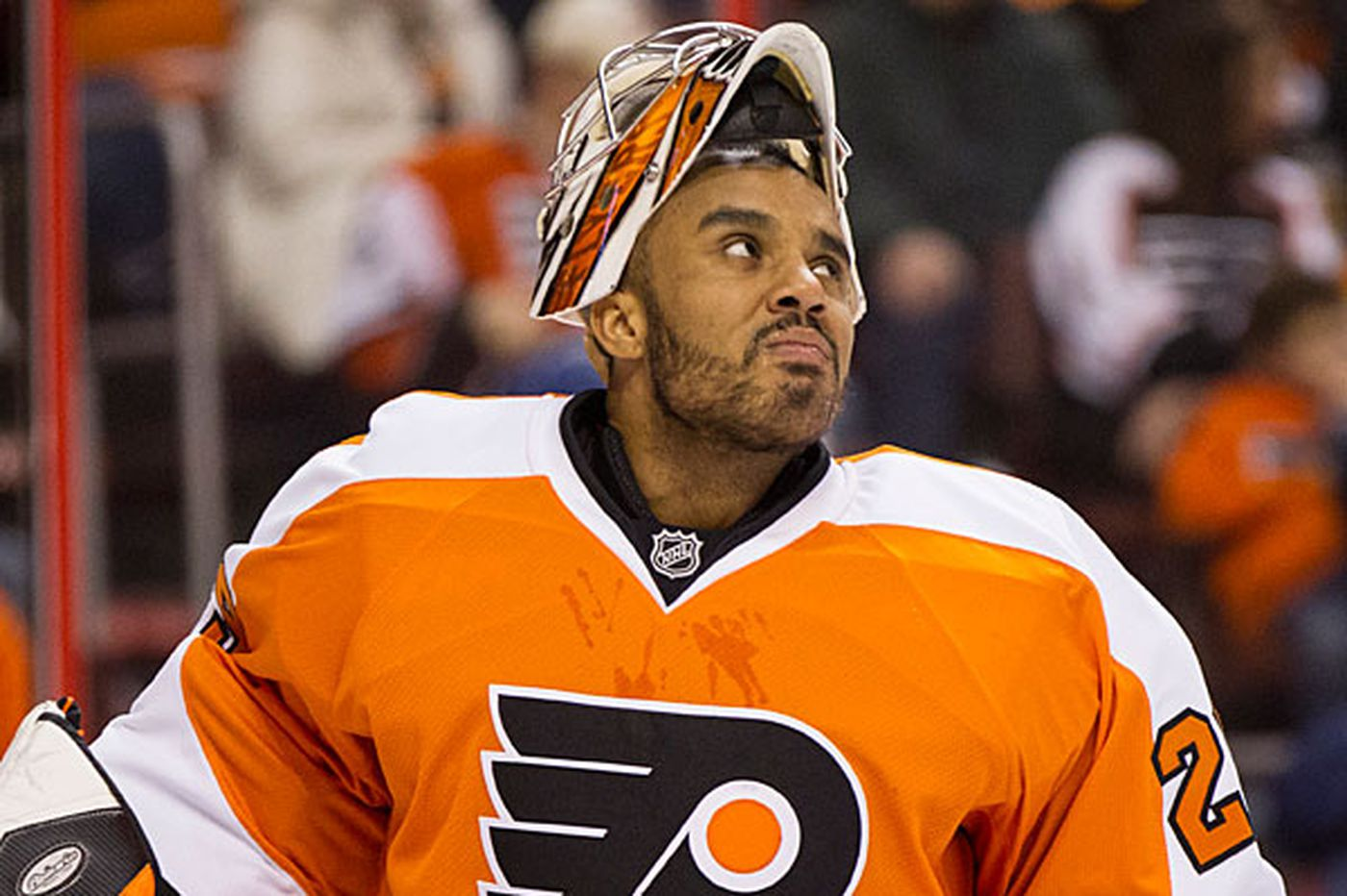 For Flyers' Emery, a chance to prove his net worth