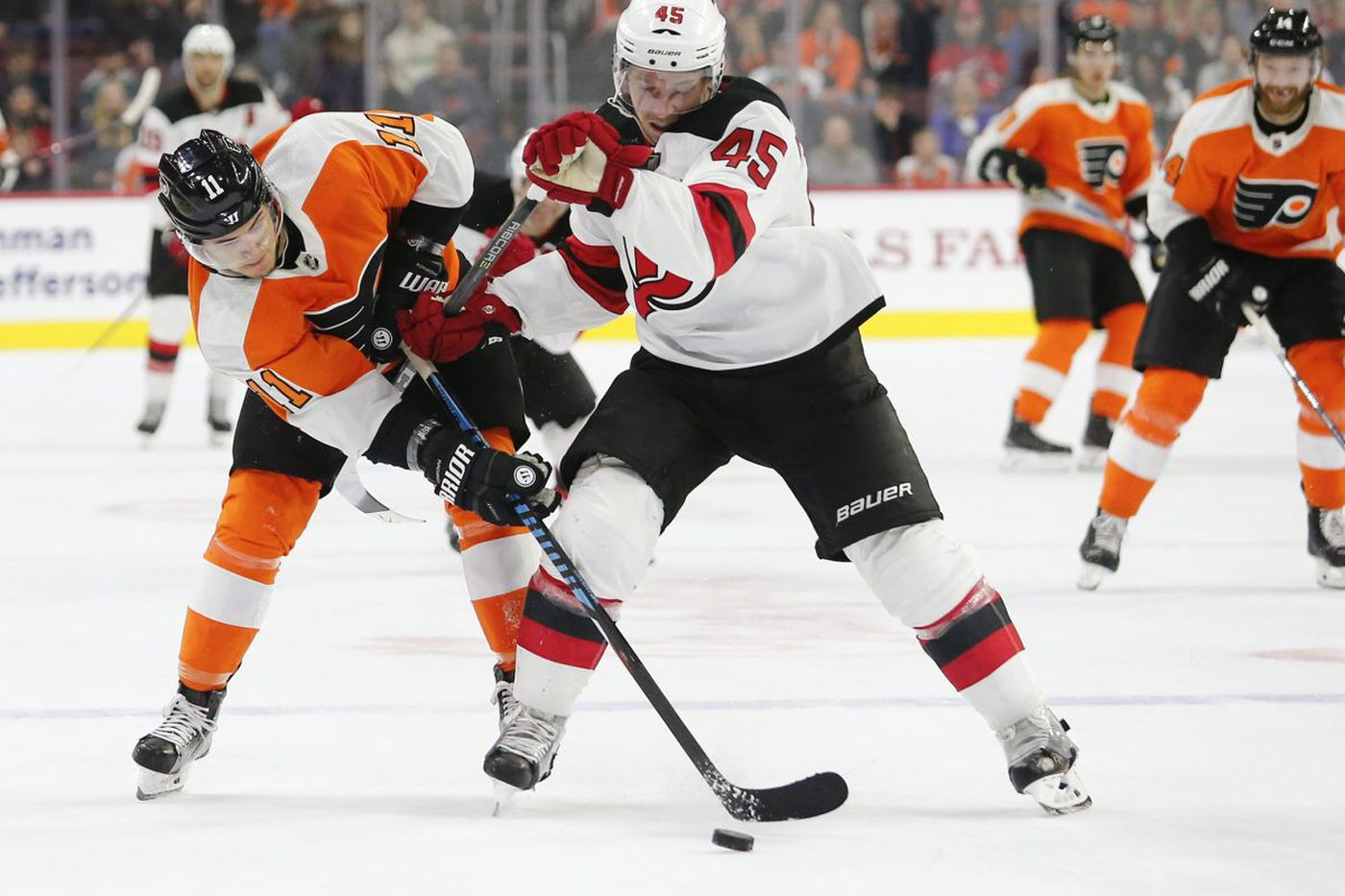 Flyers-Devils preview: Alex Lyon expected to start as Philly looks to tighten its defense
