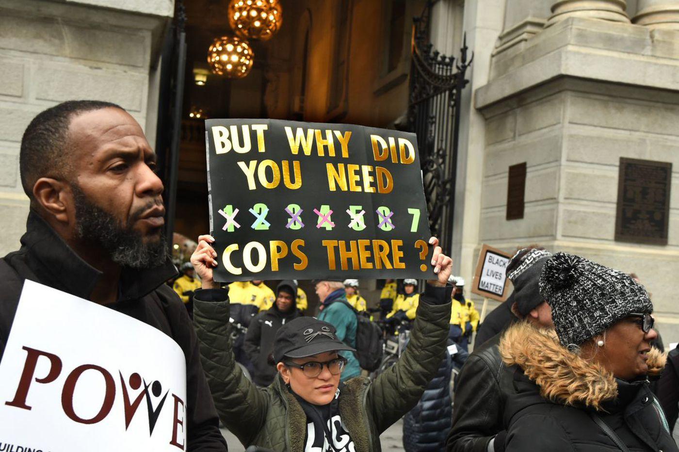 Protest over Starbucks arrests by Philadelphia police: Recap