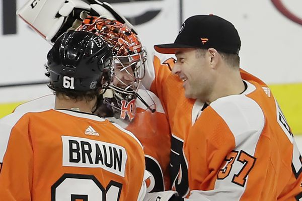 Flyers special teams making early strides under new assistant coaches