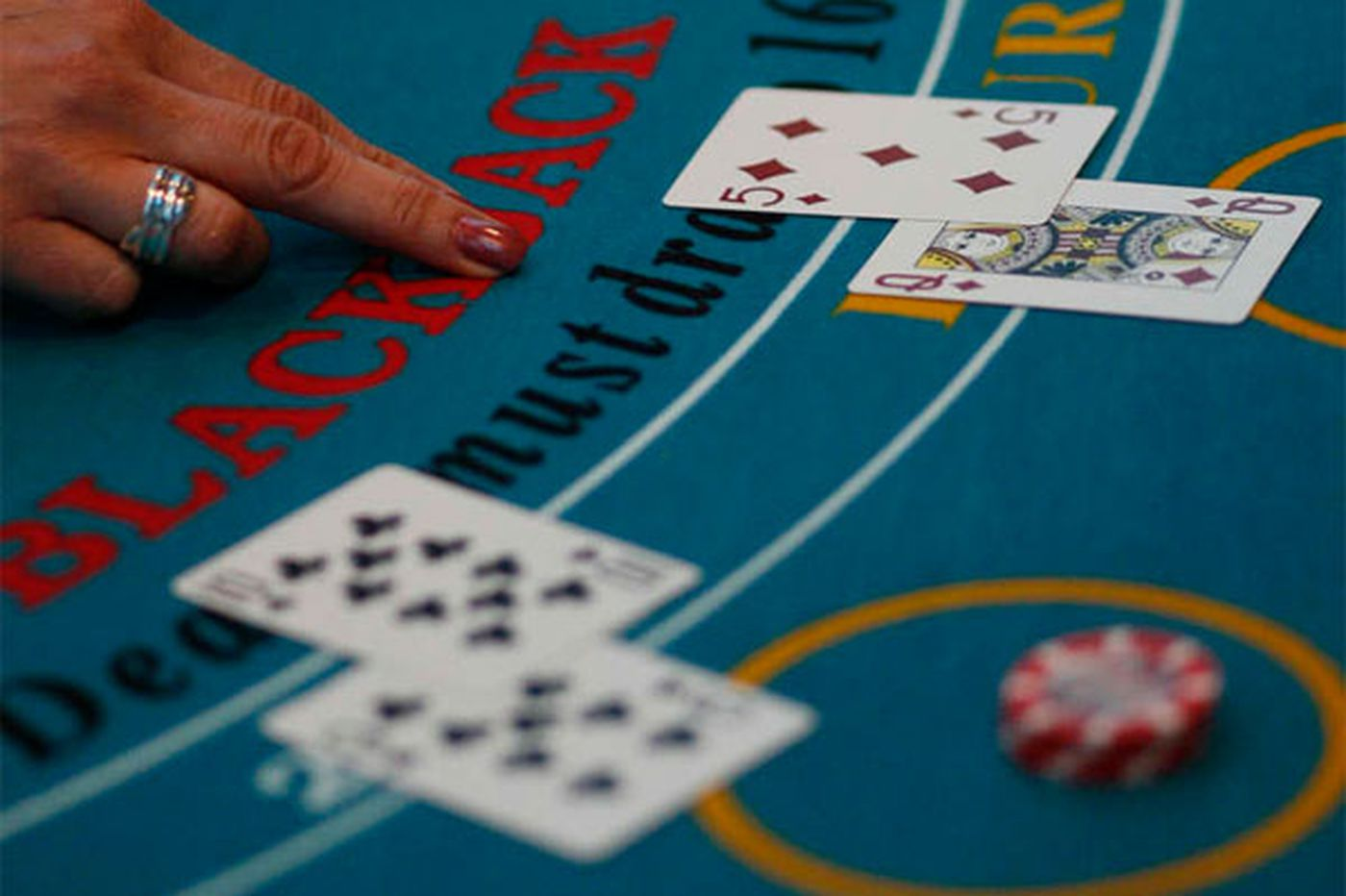 A record loss for gamblers at Pa. casinos