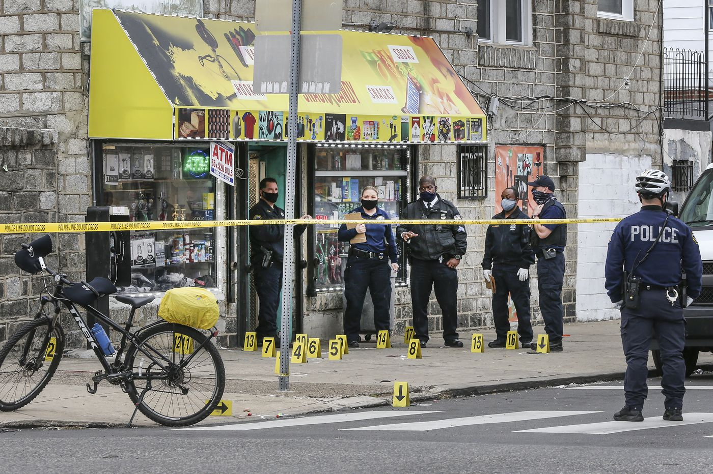 Even a pandemic can't slow Philly's gun violence