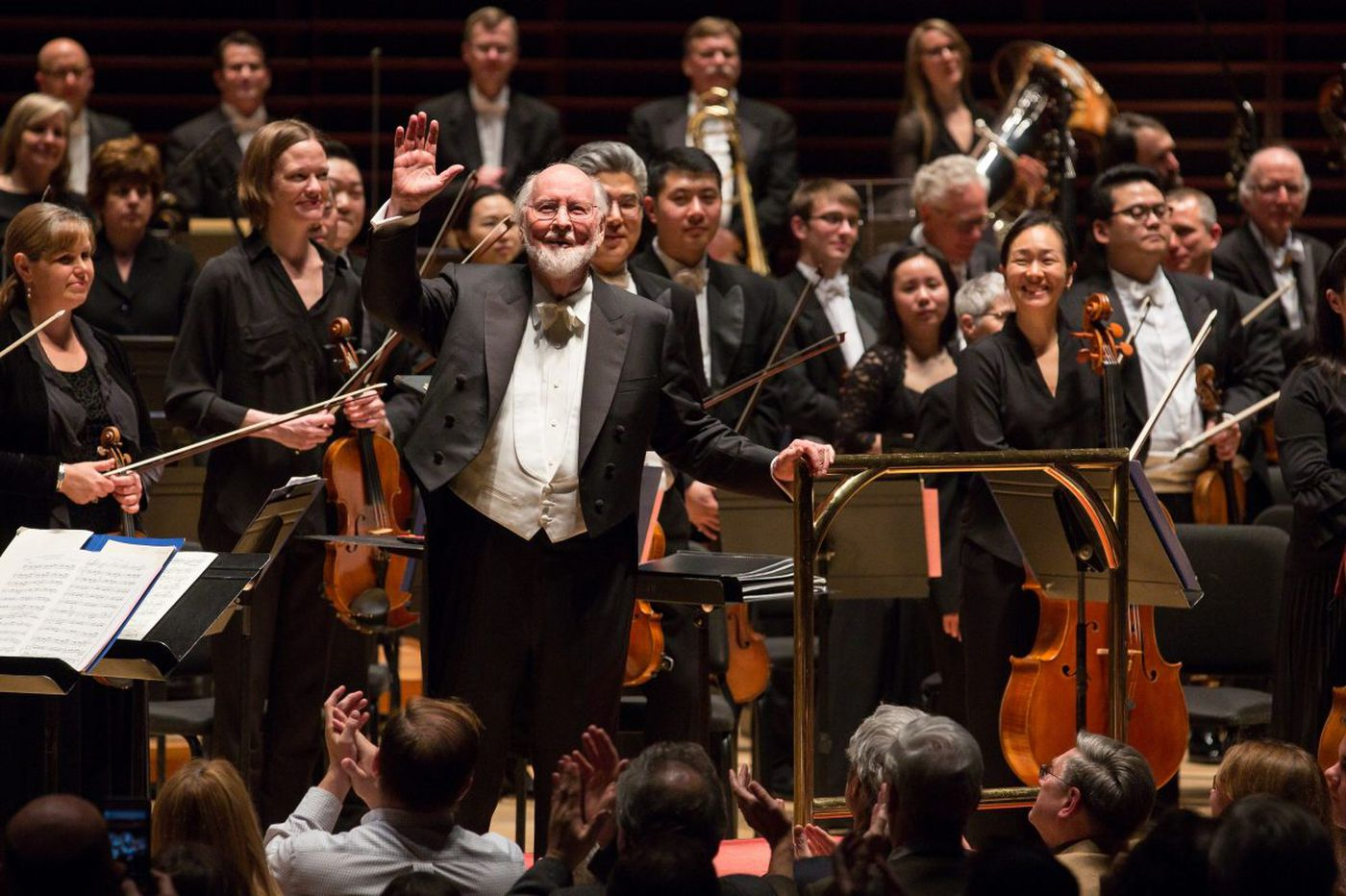 Is John Williams the next Kendrick Lamar? His Philadelphia Orchestra visit made us think, why not?