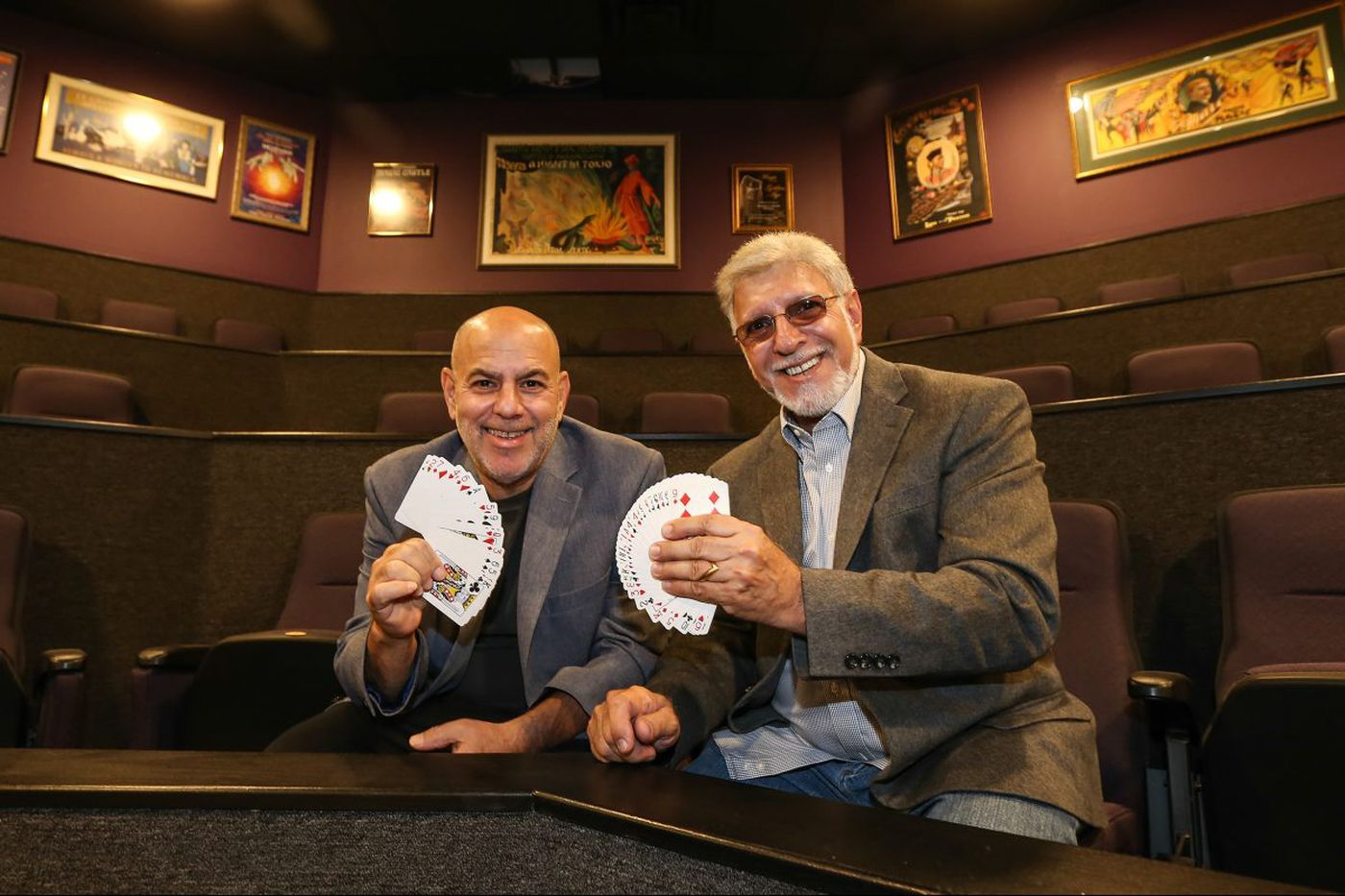 Huntingdon Valley's new Smoke and Mirrors Theater opens a window into the secret world of magicians