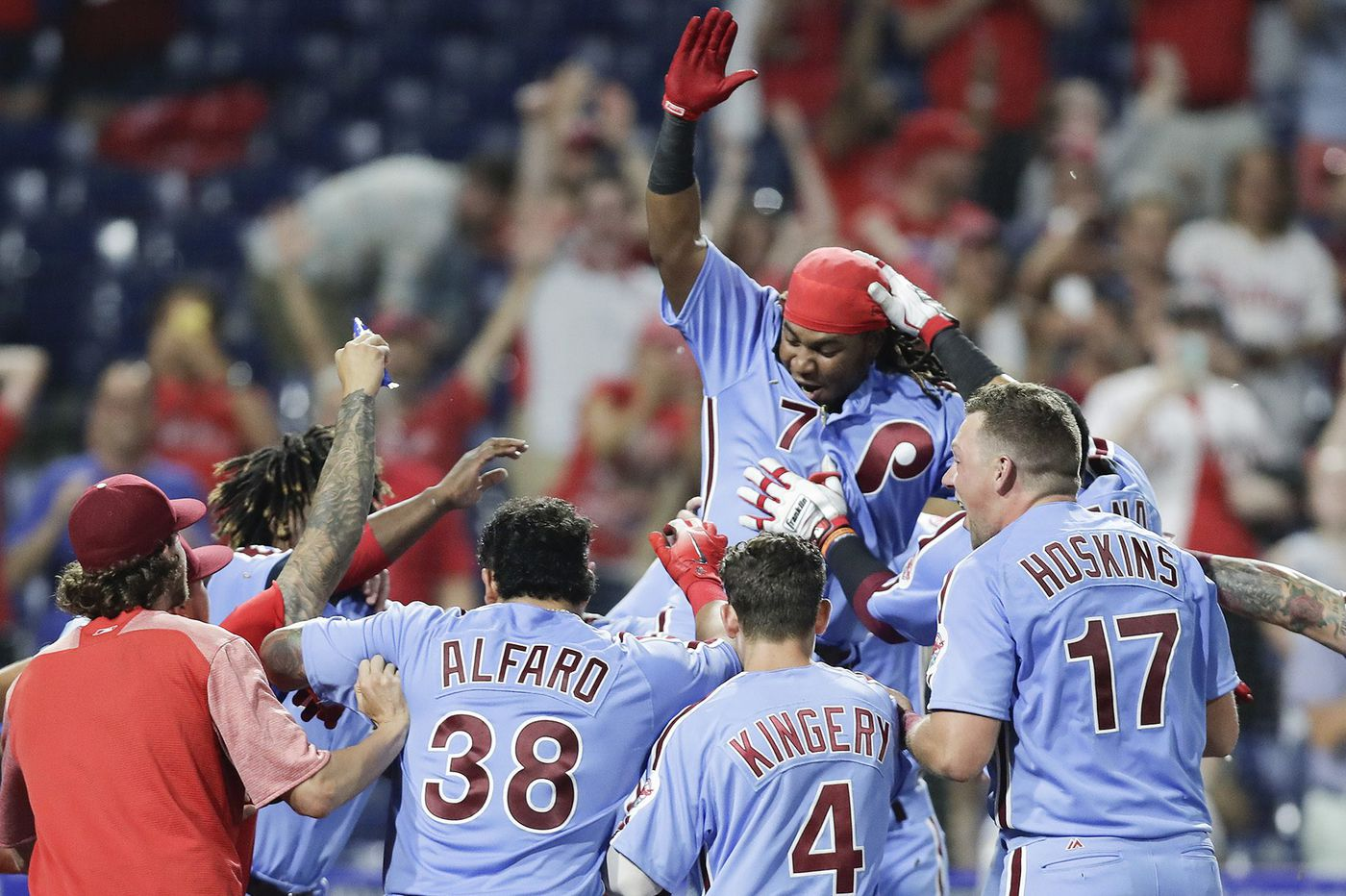 Can 2018 really equal 2008? All we know is the Phillies have a chance | David Murphy