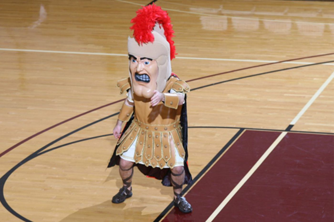 A new college crusade aims at controversial mascots