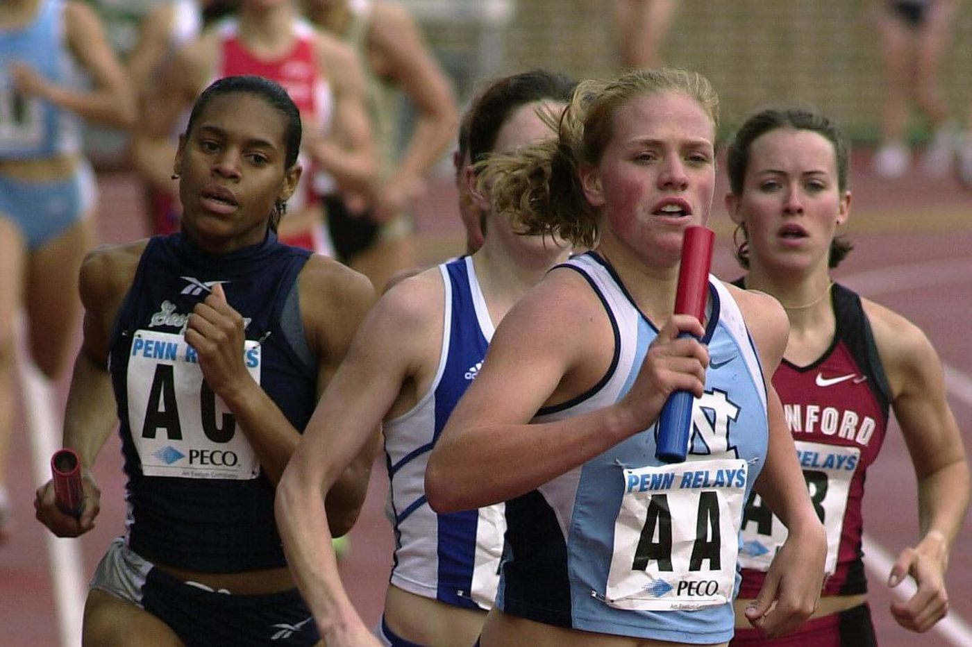 Former U.S. Olympian Erin Donohue has fond memories of Penn Relays