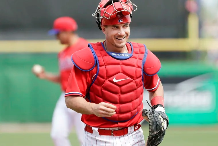 J.T. Realmuto's five-year, $115.5 million agreement with the Phillies represents the largest free-agent contract ever for a catcher.