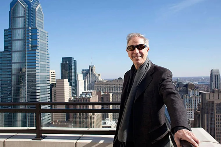 Carl E. Dranoff said his latest project was motivated by the success of condo sales at 10 Rittenhouse Square. ED HILLE / Staff Photographer