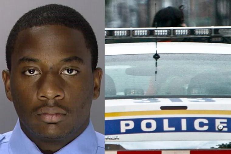 Philadelphia Police Officer Darryl Cathey.