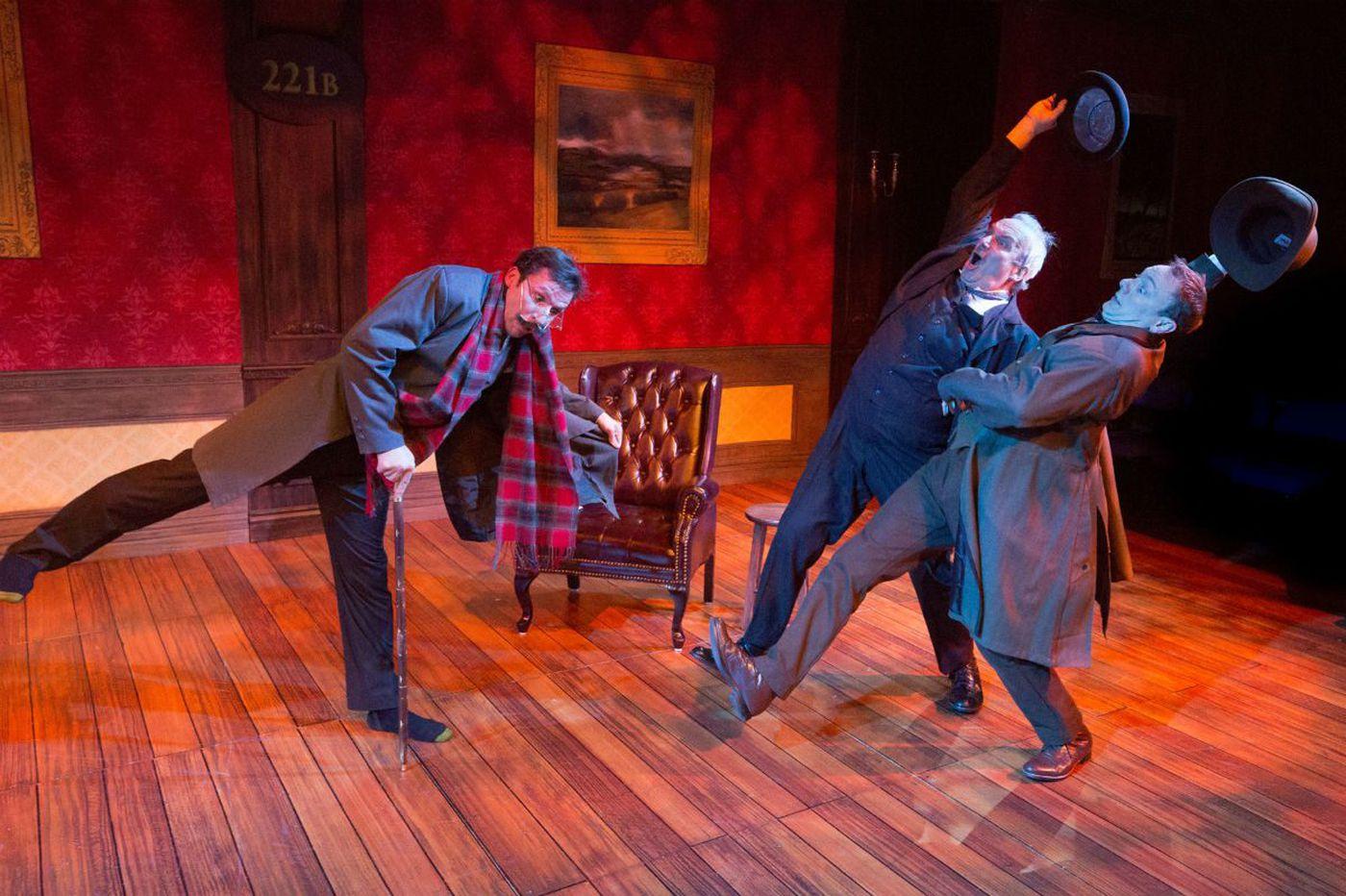 Walnut's Street's 'Baskerville': Five great actors having a blast