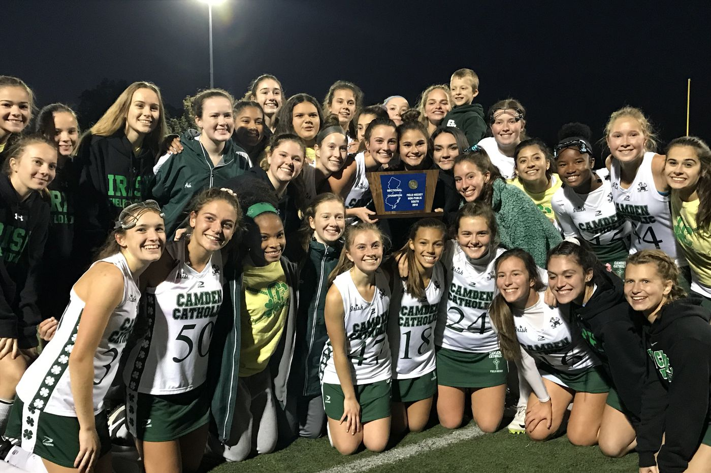 Wednesday's South Jersey roundup: Camden Catholic shuts out Moorestown Friends in South Non-Public field hockey final