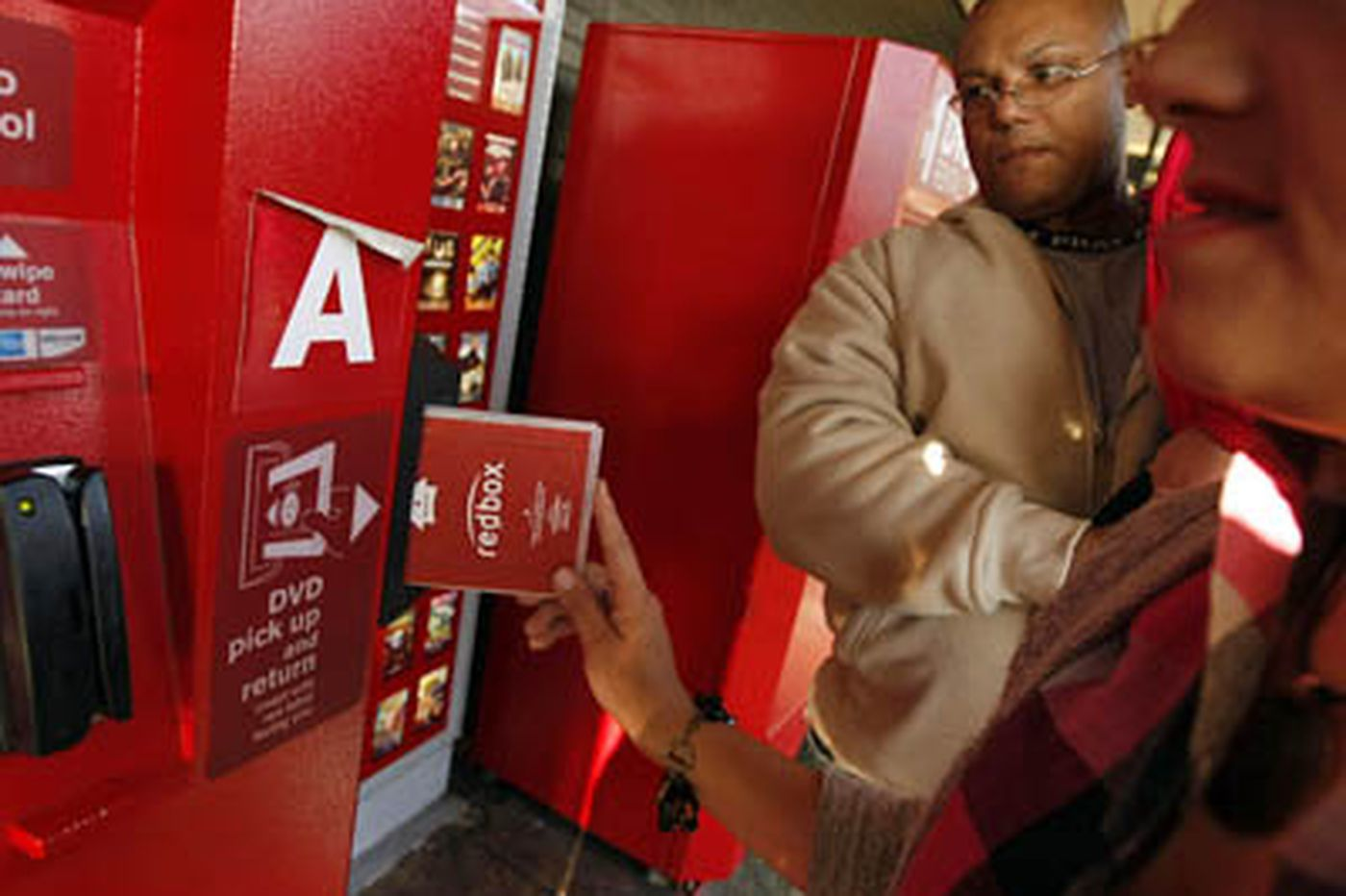 Phila. is launch site as Redbox sells event tickets at kiosks