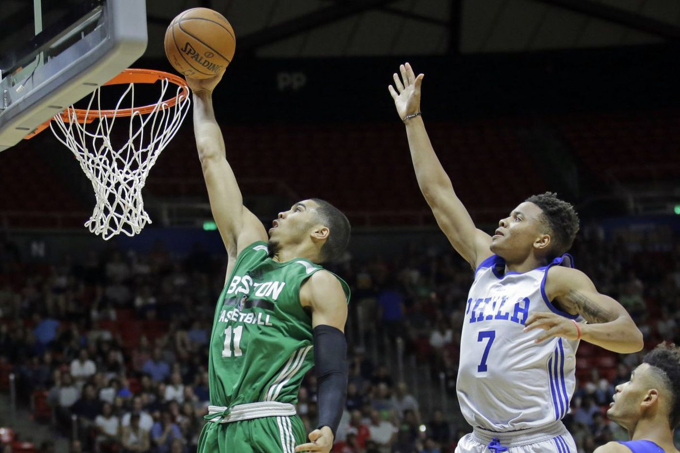 Markelle Fultz's defense, Brett Brown's handling of his rookie will be tested early