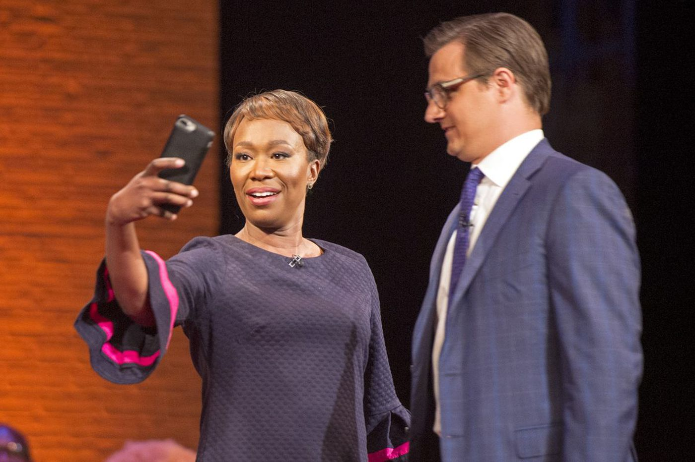 MSNBC, host Joy Reid silent about blog posts echoing conspiracy theory