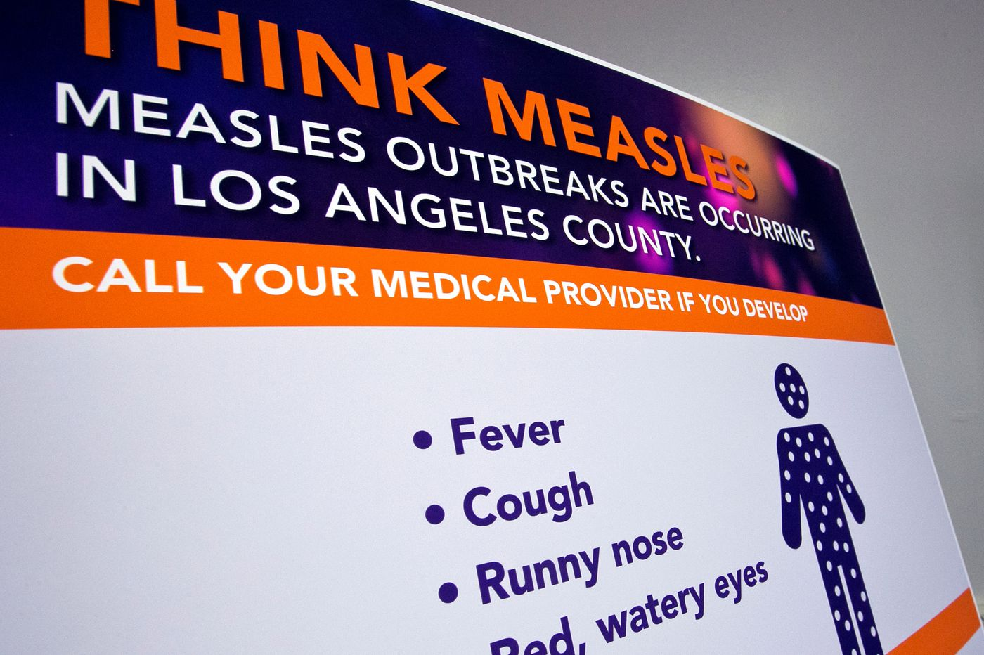 Philadelphia ranks 29th among U.S. counties most at risk for measles outbreaks