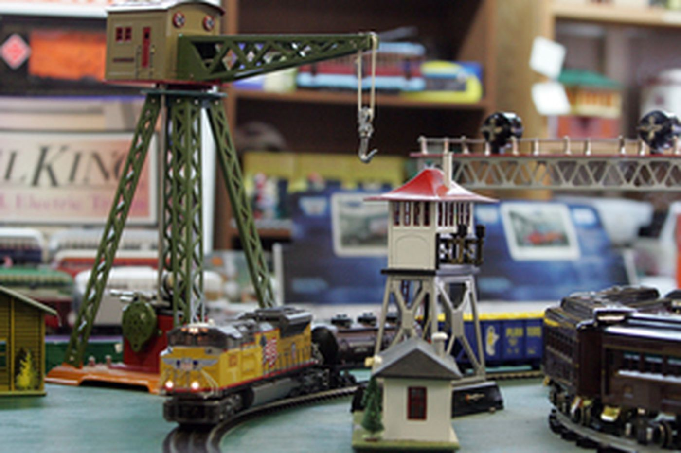 As sales build up steam, all aboard for Christmas