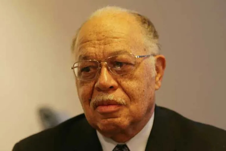 Dr. Kermit Gosnell is charged with four counts of first-degree murder.  (Yong Kim / Staff Photographer)