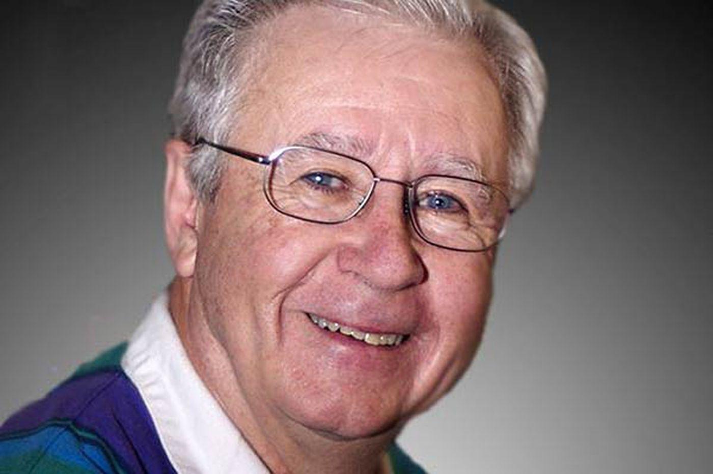 Journalist John Hilferty, 83