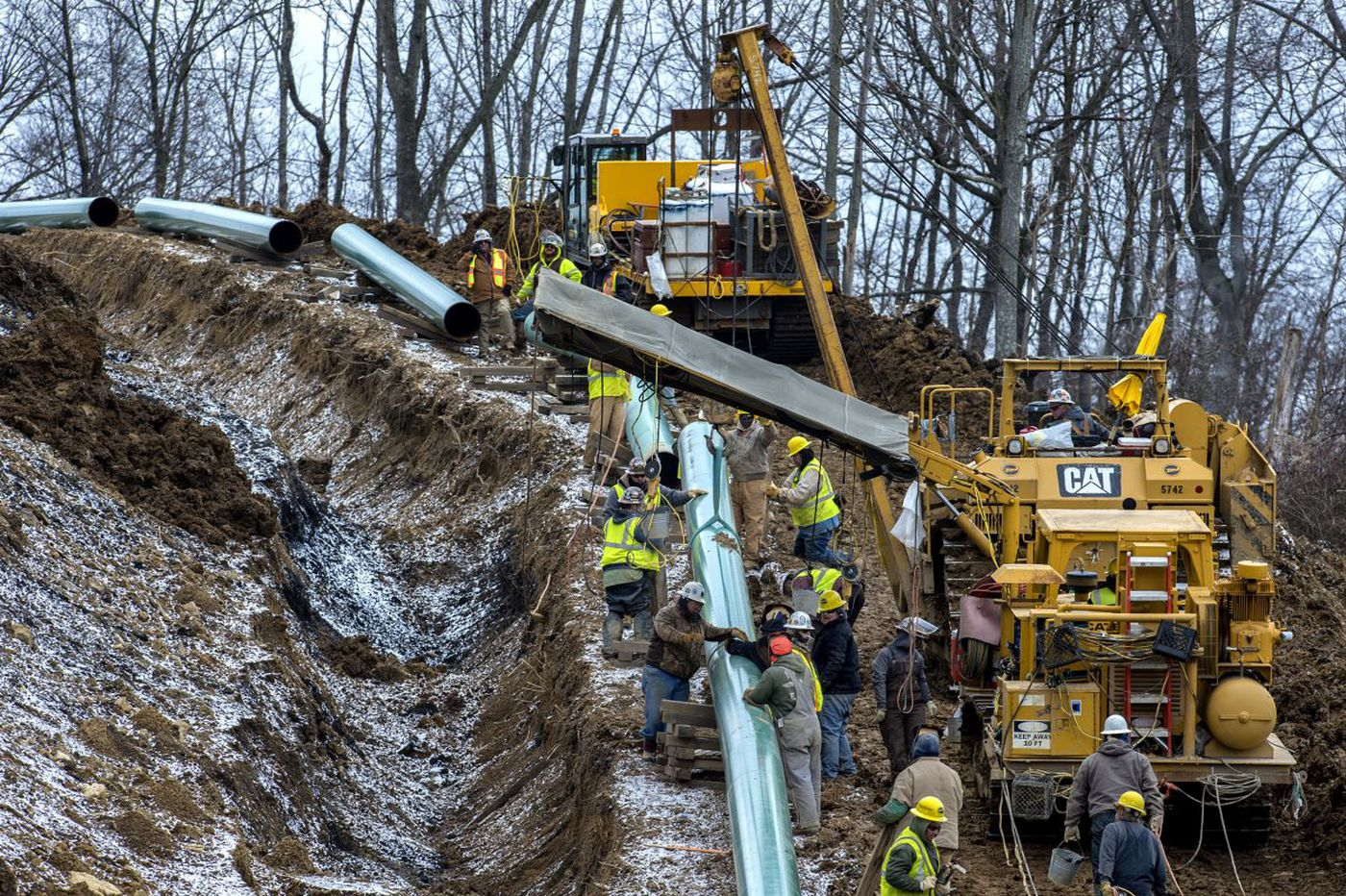 Sunoco says its Mariner pipeline adds $9.1B to economy; activists contend it's 'dubious research'