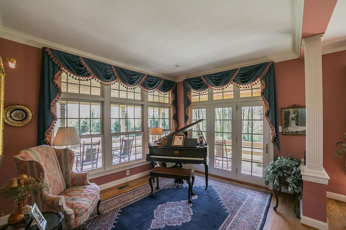 On the market: A Chester County house surrounded by countryside
