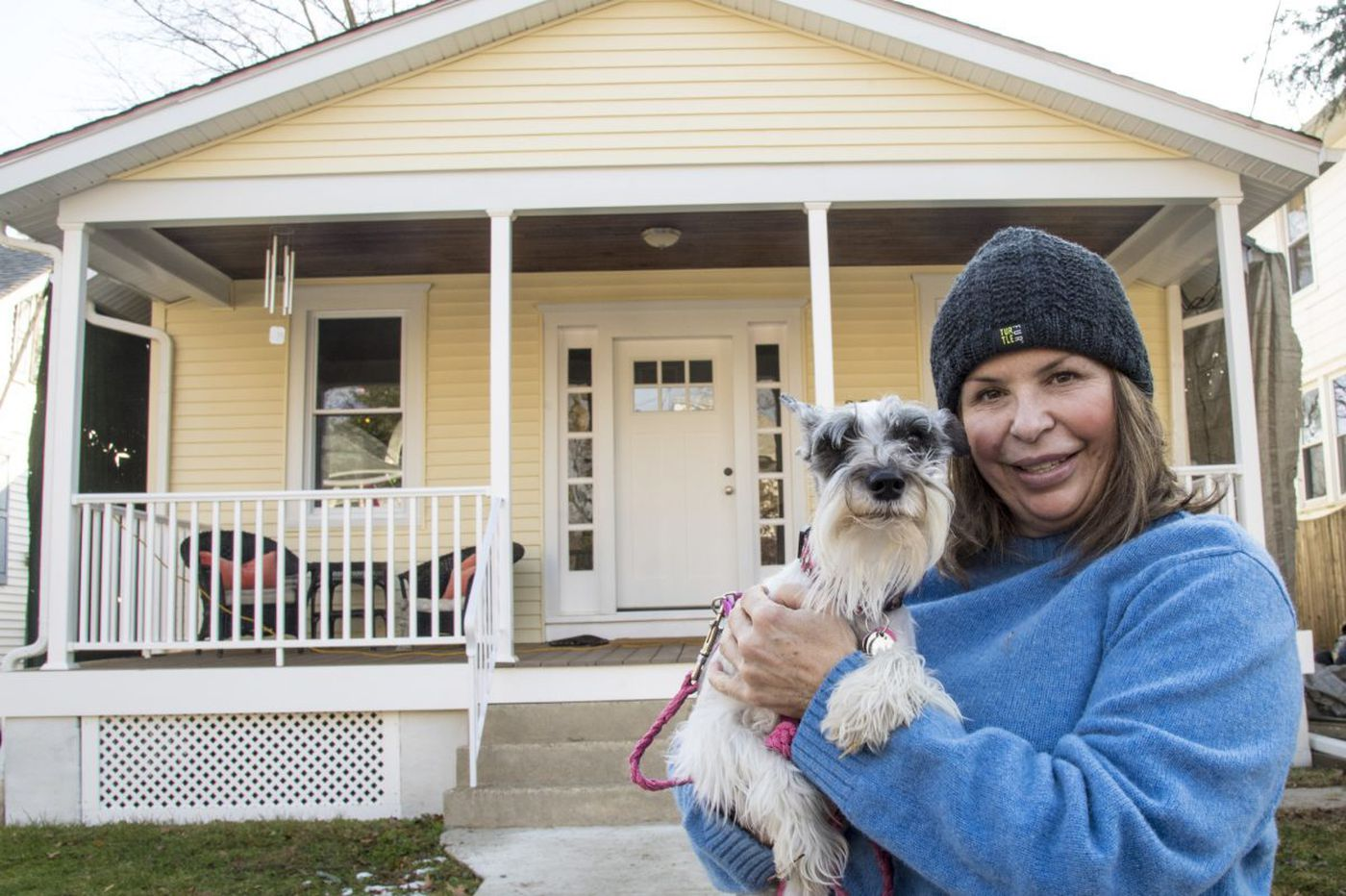 One done, 39 to go: Abandoned Collingswood house is first to get makeover and new owner