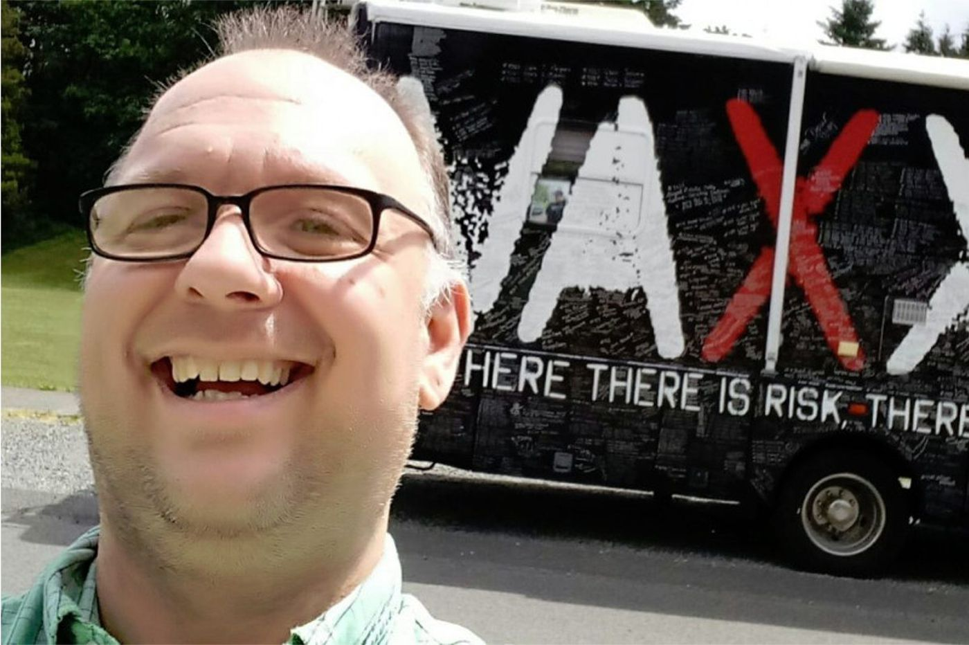 Uber driver protesting 'Vaxxed' film meets Philly vaccine pioneer