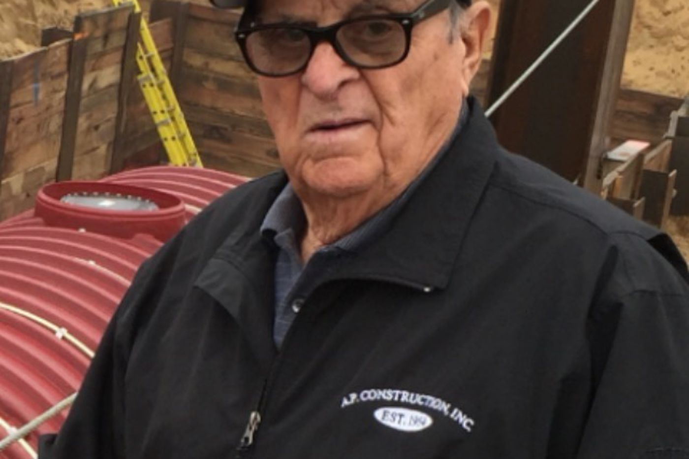 Amedeo Petrongolo Jr., decorated World War II veteran and contractor, dies at 93