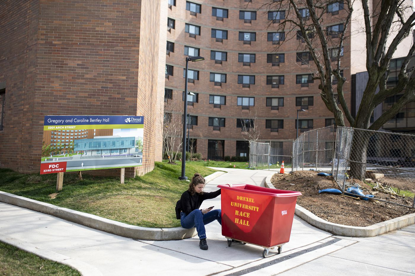 Gov. Wolf's order forces Drexel students to move out with little notice