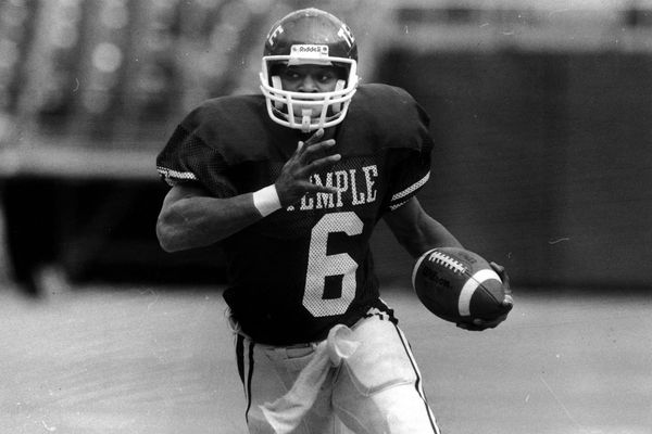 Toughness led Temple's Paul Palmer to the College Football Hall of Fame