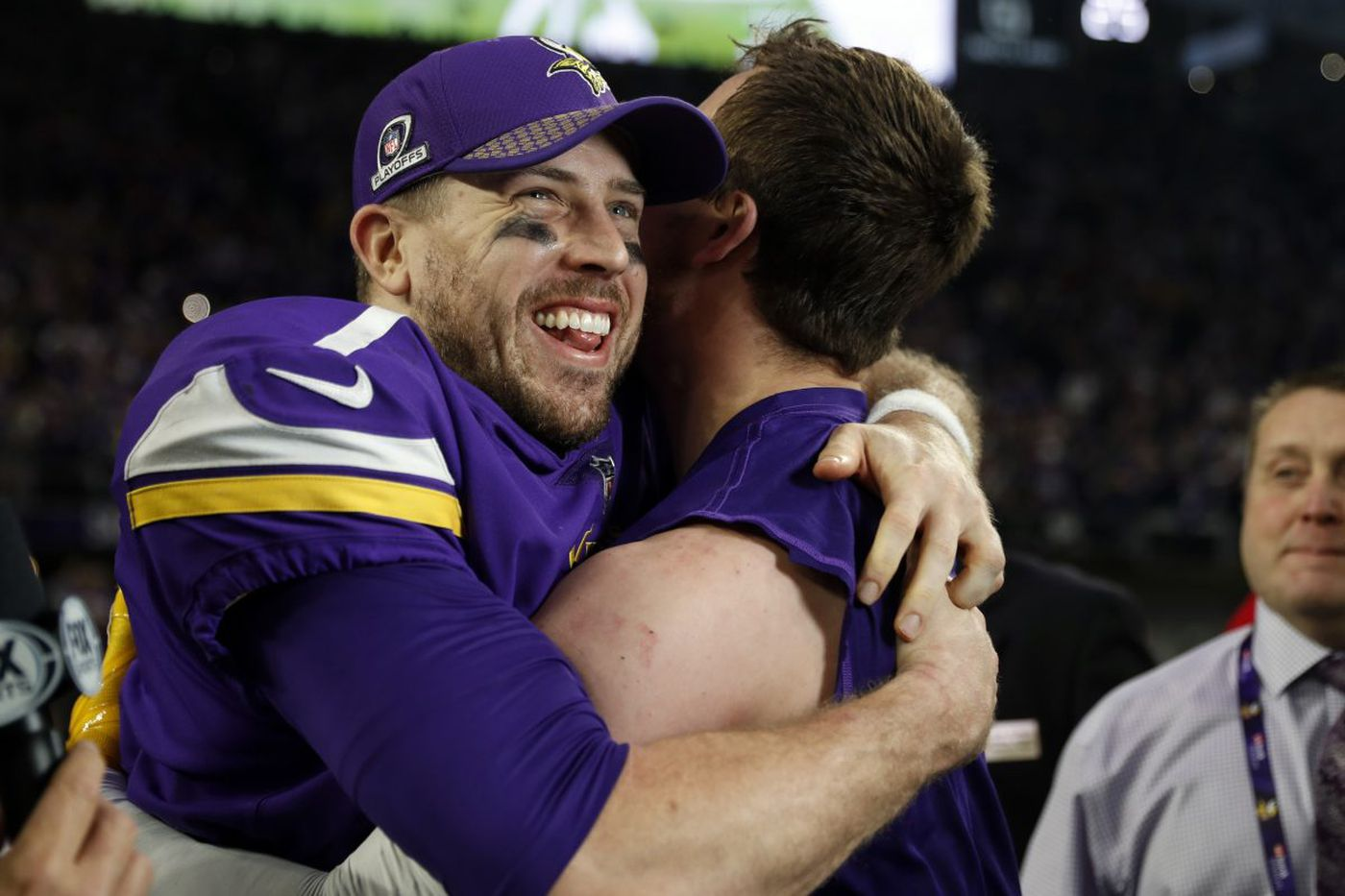 Eagles who've played with Case Keenum marvel at his journey to NFC title game