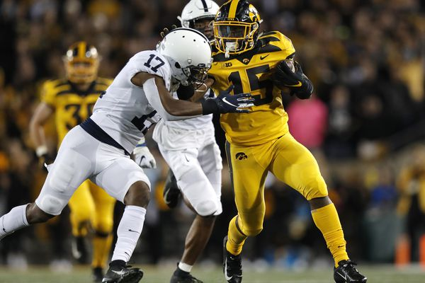 Three takeaways from No. 10 Penn State's 17-12 victory over No. 17 Iowa