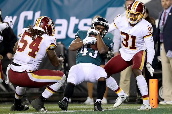Grading the Eagles: Birds earn 'A' for performance against Redskins | Paul Domowitch